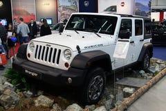 Jeep Stock Afbeelding