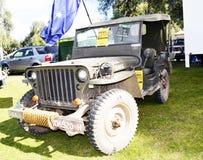 jeep Image libre de droits