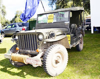 jeep Lizenzfreies Stockbild