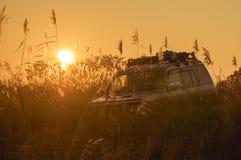 jeep Royaltyfria Bilder