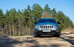 jeep Fotografie Stock