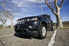 jeep Lizenzfreies Stockfoto