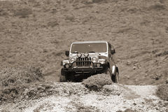 Jeep photographie stock