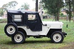 jeep Fotografering för Bildbyråer