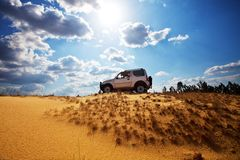 Jeep photo stock