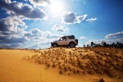 Jeep Stockfoto