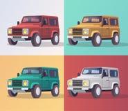 jeep Fotografía de archivo libre de regalías
