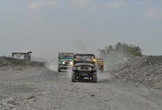 Jeep Adventure stock foto's