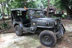 Jeep américaine Photographie stock