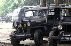 Jeep américaine Photographie stock libre de droits