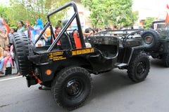 Jeep americana Fotografia Stock Libera da Diritti