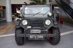 Jeep americana Fotografie Stock