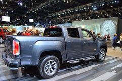 Jeep at Auto Expo 2015 Stock Images