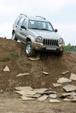 Jeep Cherokee Royalty Free Stock Photography