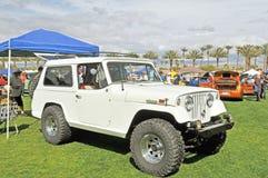 Jeep Commando Royaltyfri Fotografi