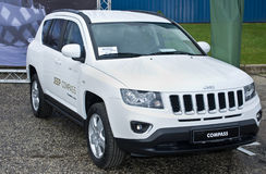 Jeep Compass stockfotos