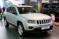 Jeep Compass Royalty Free Stock Images