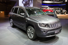 Jeep Compass Stock Image