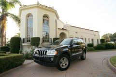 Jeep de lujo Fotografía de archivo libre de regalías