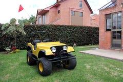 Jeep de SUV Mini Car Photographie stock libre de droits