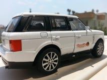 Jeep del juguete Imagen de archivo