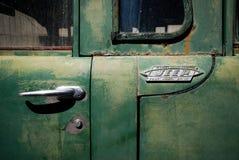 Jeep delantero del control Imagen de archivo