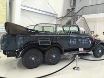 Jeep della seconda guerra mondiale Immagine Stock