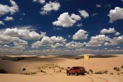 Jeep di avventura Immagini Stock