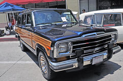 Jeep Grand Wagoneer Royalty Free Stock Photos