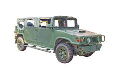 Jeep hummer Royalty Free Stock Photos