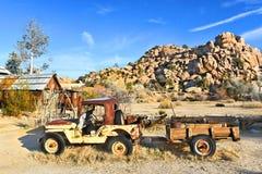 Jeep Keys Ranch Foto de archivo