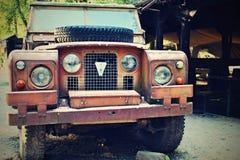 Jeep Land Rover Arkivbild