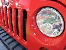 Jeep logo Stock Image