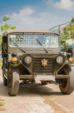 Jeep M151 MUTT Royalty Free Stock Image
