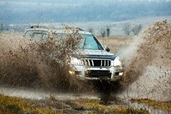 Jeep off road Stock Images