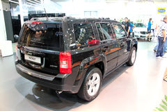 Jeep Patriot Stock Photo