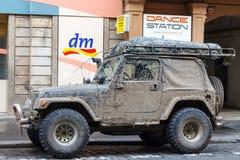 Jeep. Stock Image