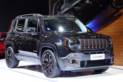 Jeep Renegade Fotografia de Stock Royalty Free