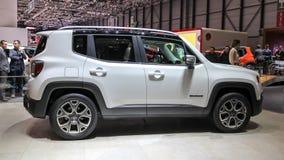 2014 Jeep Renegade Royalty-vrije Stock Foto