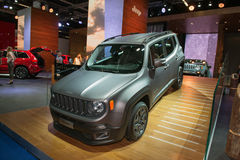Jeep Renegade Stock Foto's