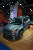 Jeep Renegade Stock Afbeelding