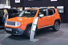 Jeep Renegade photographie stock libre de droits
