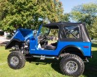 Jeep Renegade Royalty-vrije Stock Afbeelding