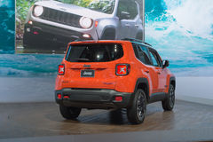 Jeep Renegade Stock Photography