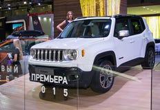Jeep Renegade Royalty Free Stock Image