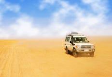 Jeep safari royalty free stock images