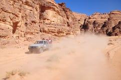 Jeep safari Royalty Free Stock Photography