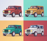 Jeep Royalty Free Stock Photography