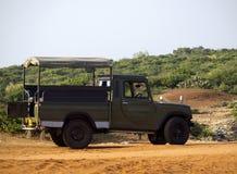 Jeep for tourists safari Stock Image