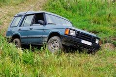 Jeep tous terrains Photos libres de droits
